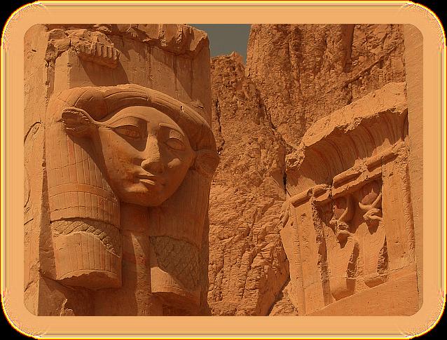 Храм Хатшепсут в Дейр эль-Бахри. Ia_iai13