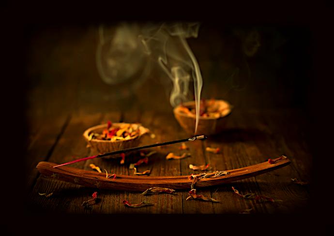 Благовоние «Контакт с духами». U_110