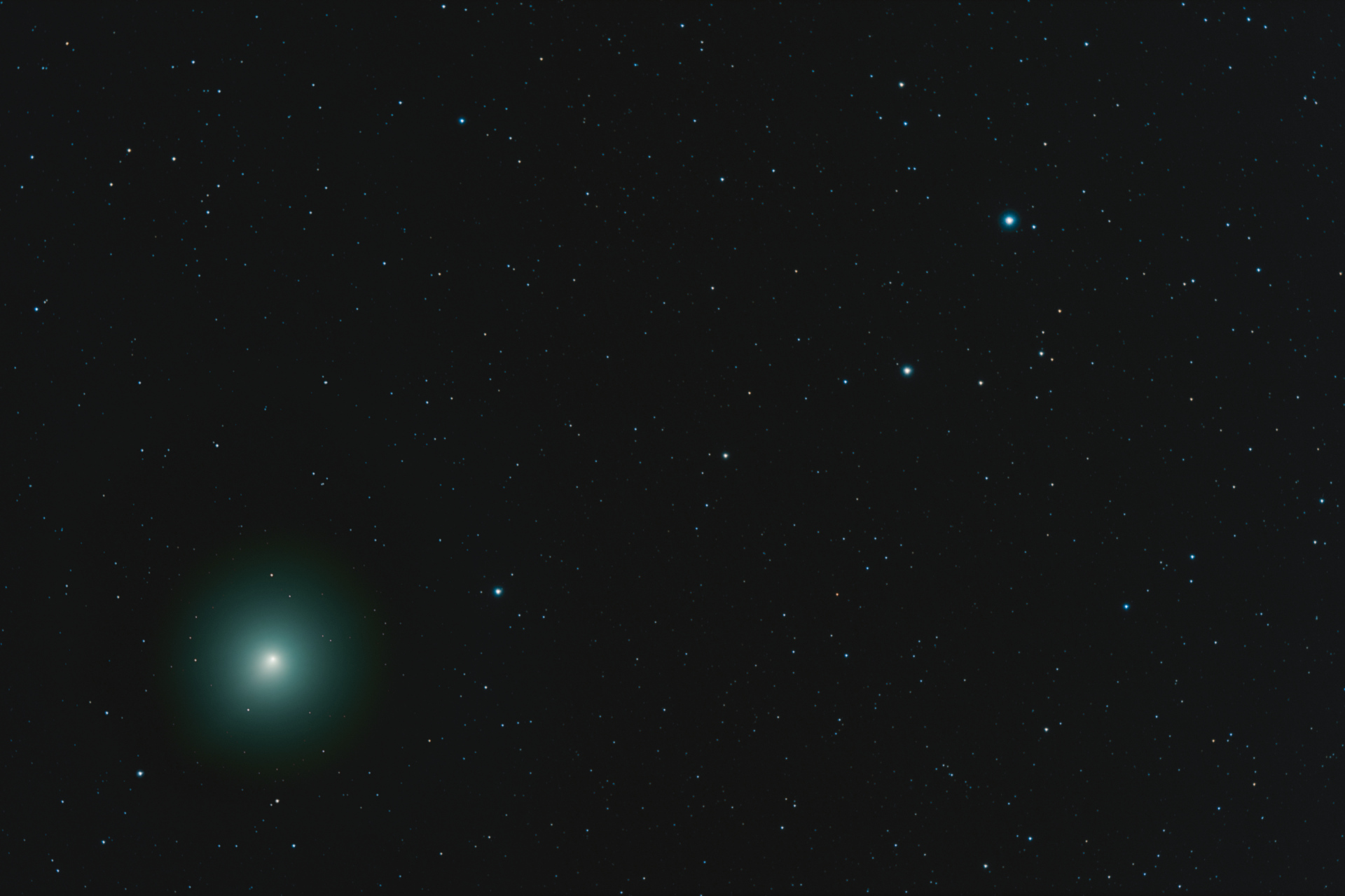 Comète 46P/Wirtanen 18121111