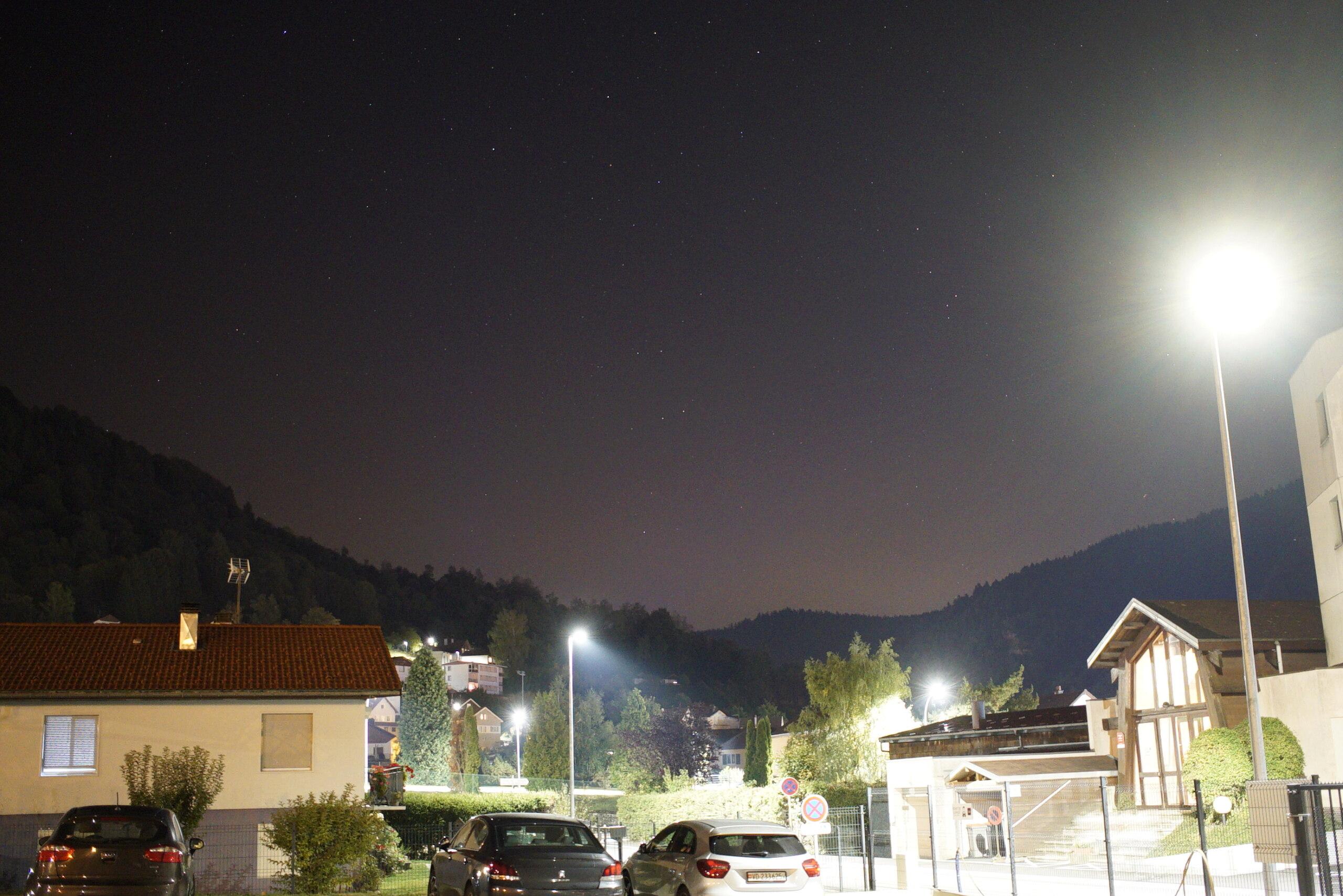 LED + Village Etoilé, un exemple... _dsc2710