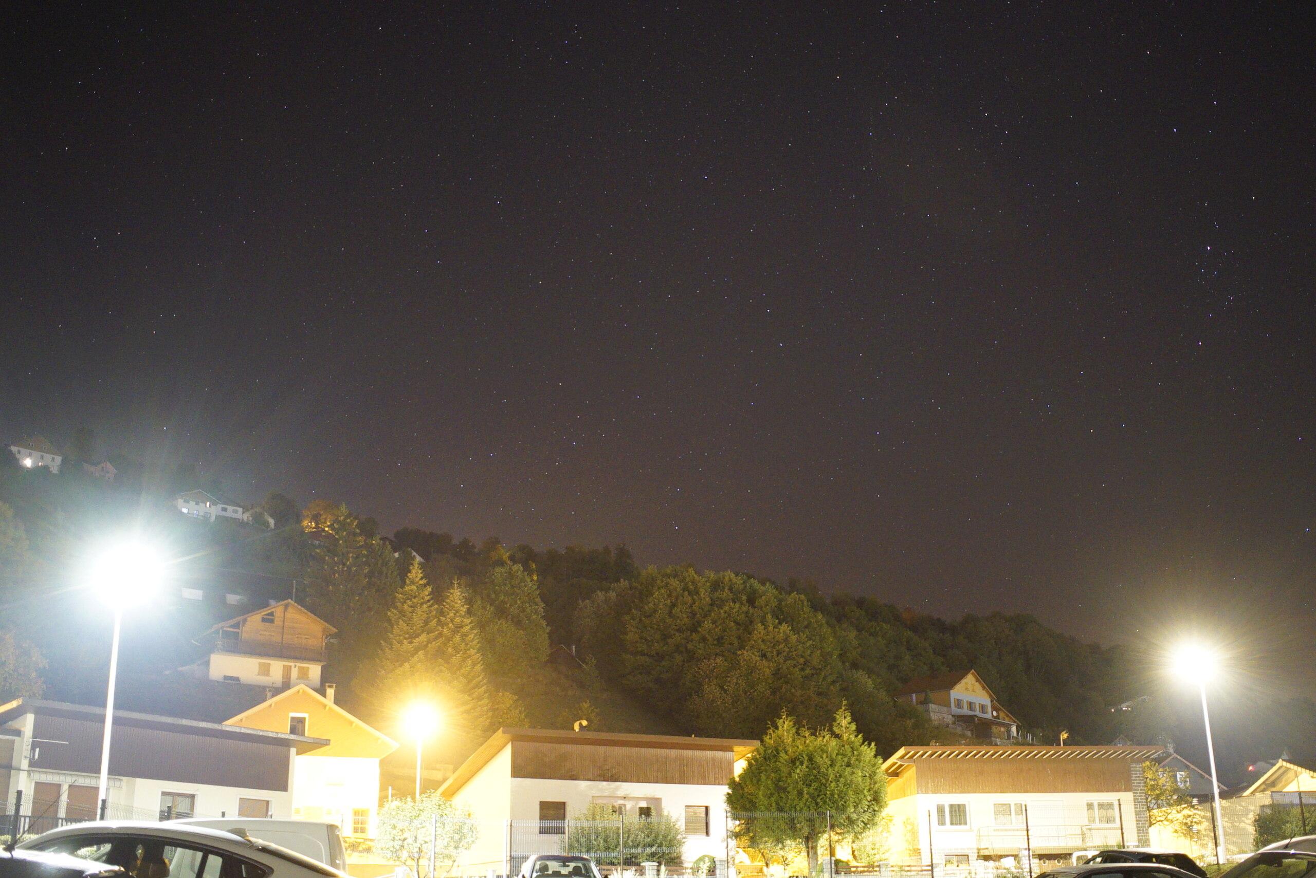 LED + Village Etoilé, un exemple... _dsc2711
