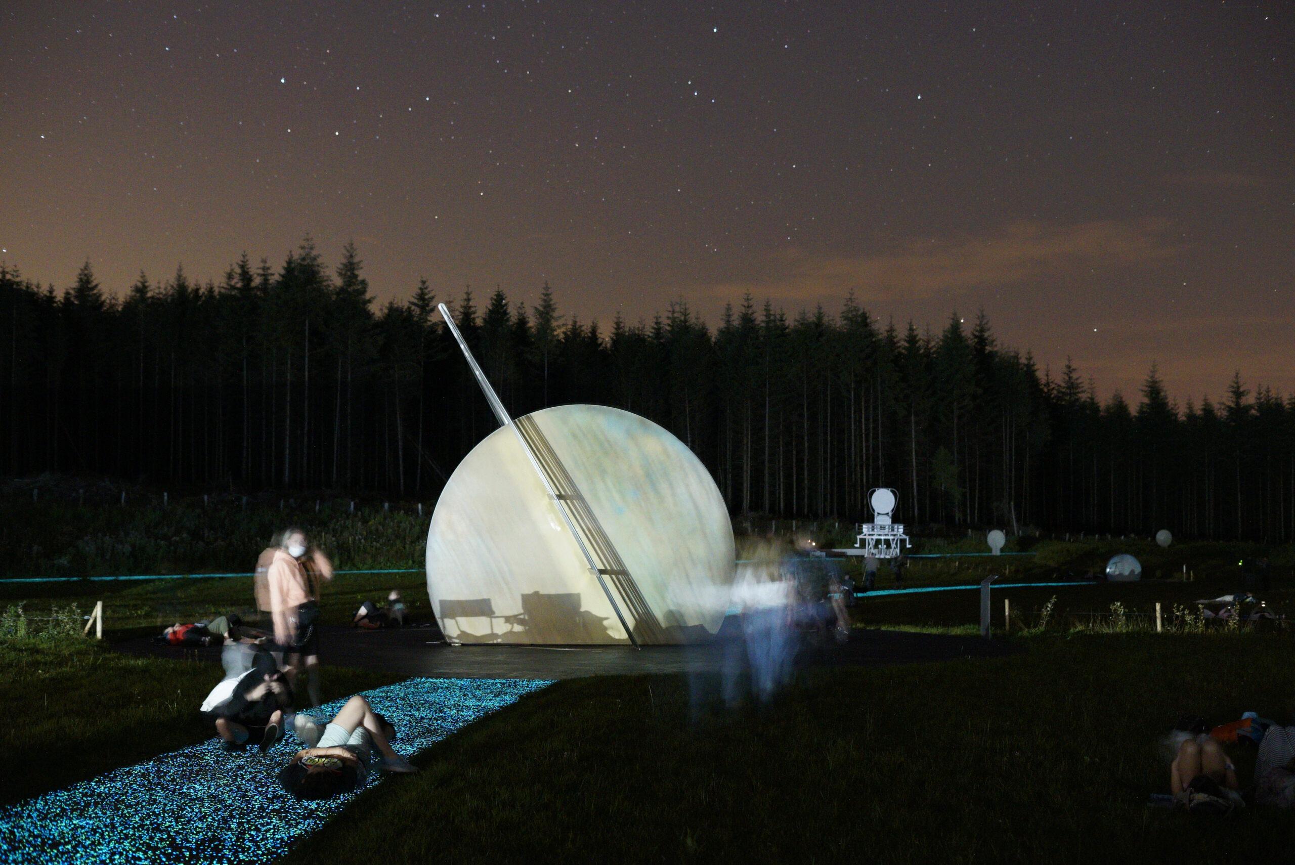 Nuit des Etoiles Filantes 2021 - Euro Space Center  Ambian10