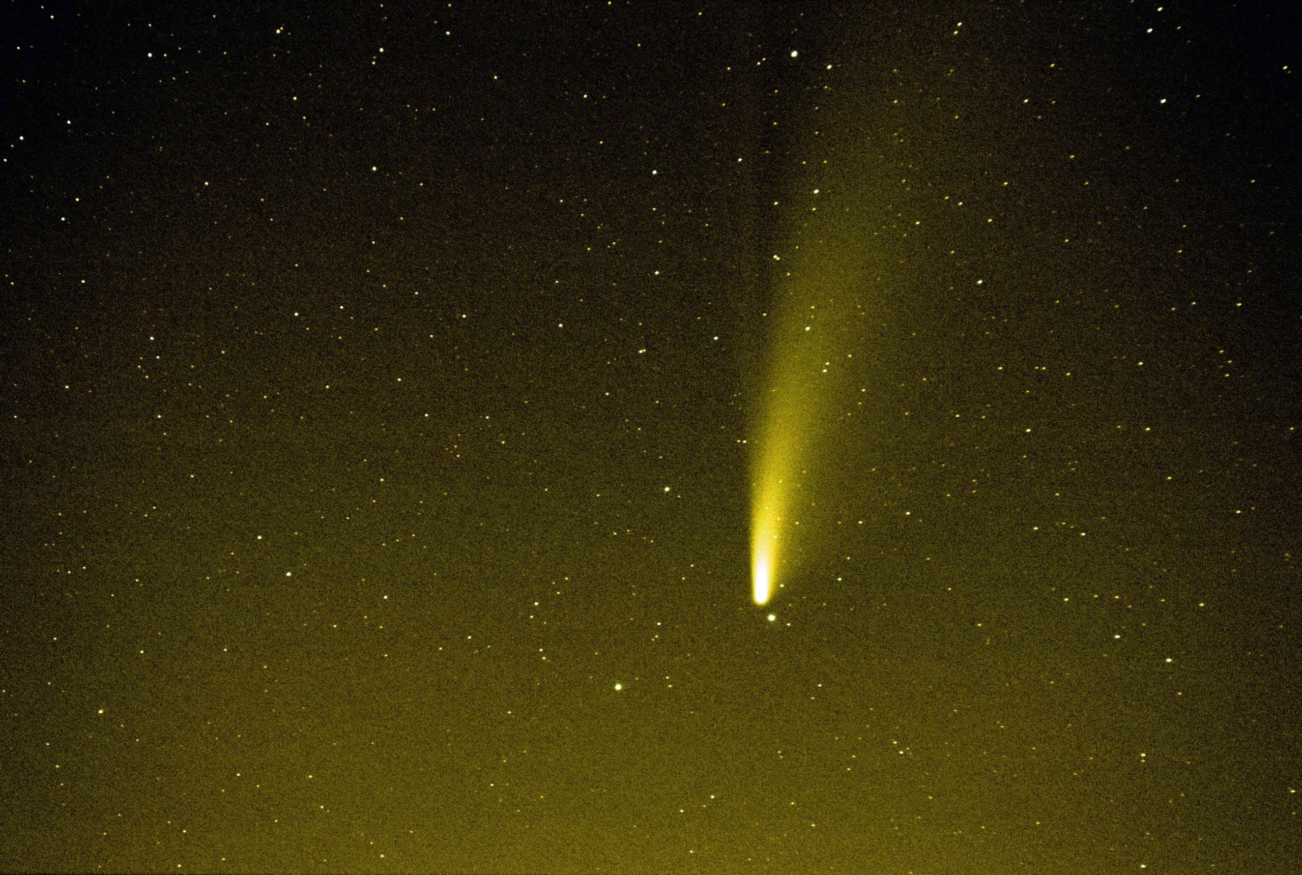 Comète Neowise C/2020 F3 Comete11
