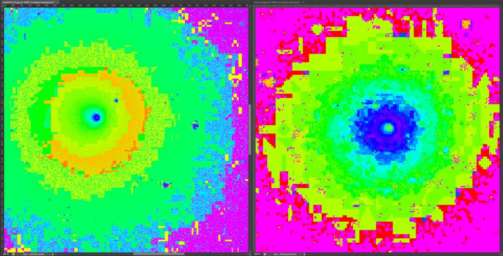 Comète 46P/Wirtanen Compar16