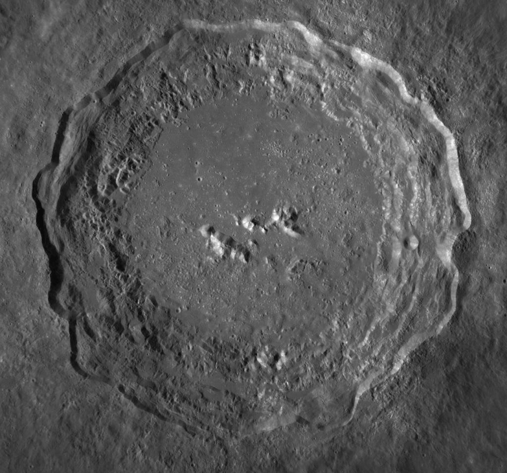 Lunar Orbital Data Explorer Copern10