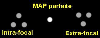 Mise au point avec la caméra ZWO Map_ha11