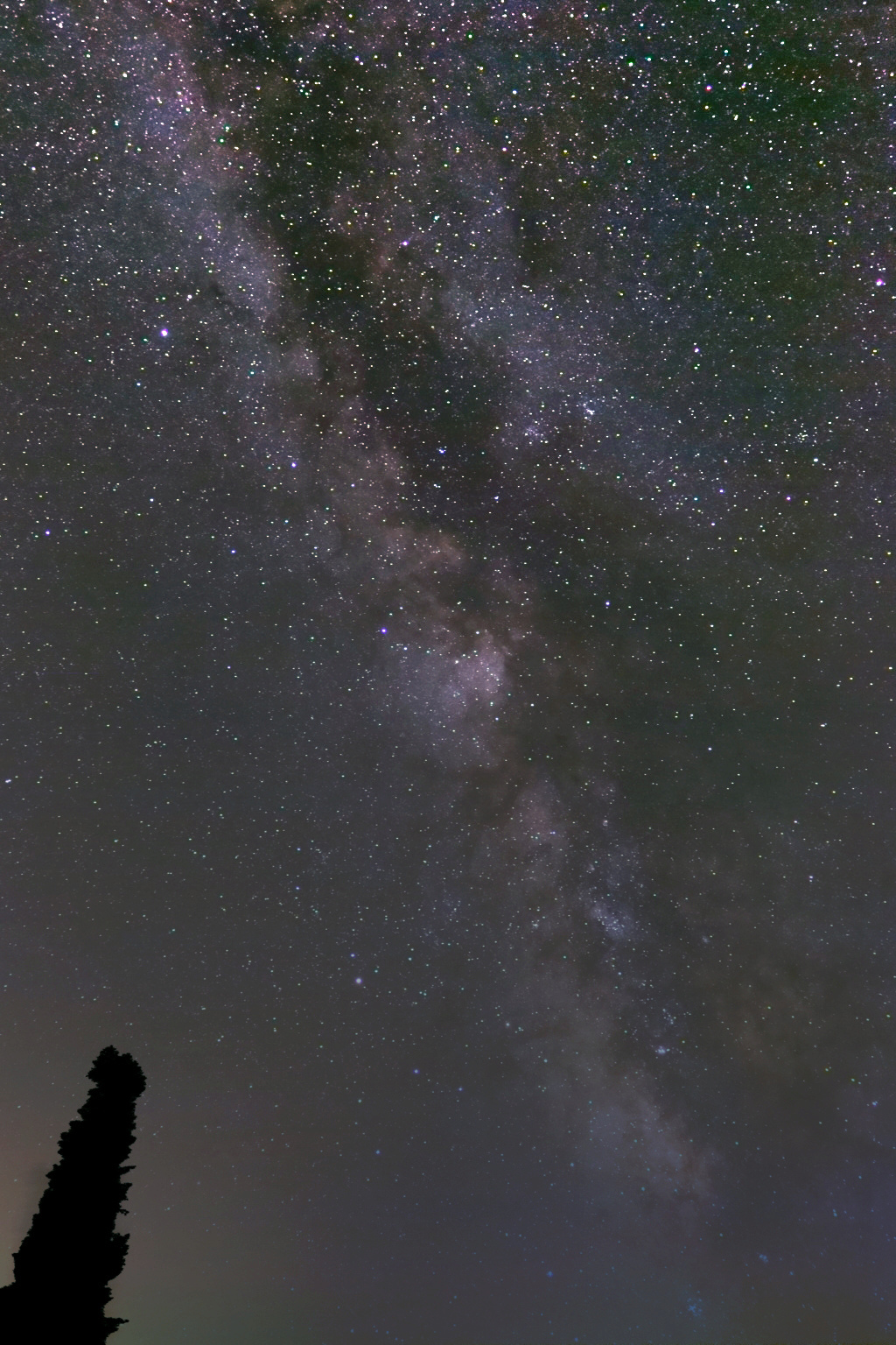 La Voie Lactée depuis le Sud Voie_l10