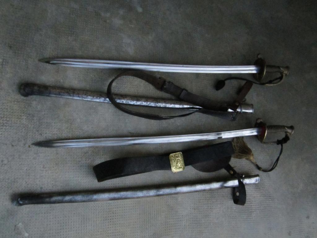 Sabres !!! Je crois que j'aime l'infanterie 1845po11