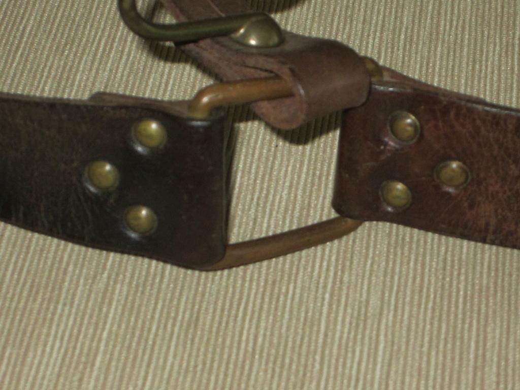 Ceinturons de cavalerie Cavale17