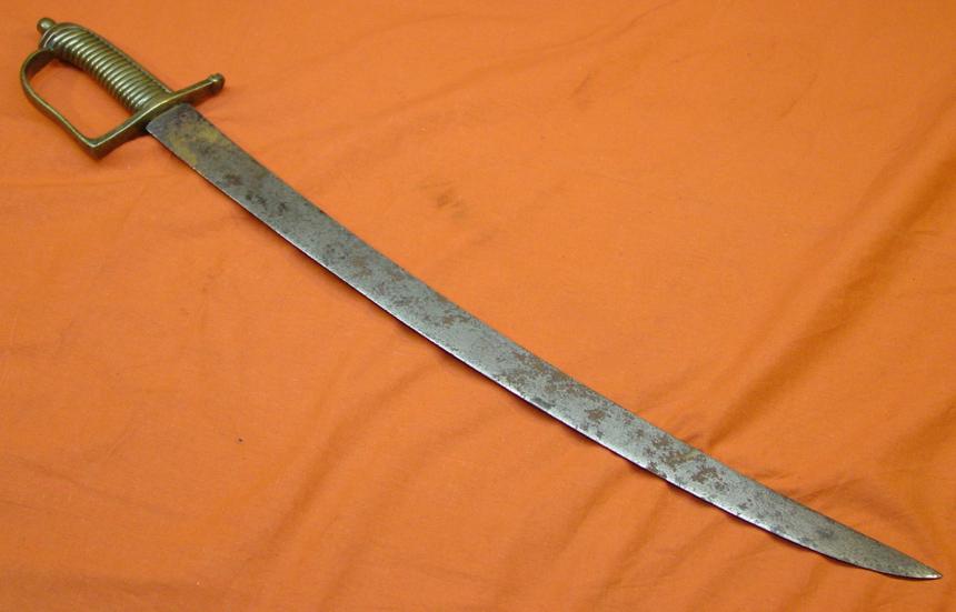 Identification sabre ou épée Grenadier Extern12