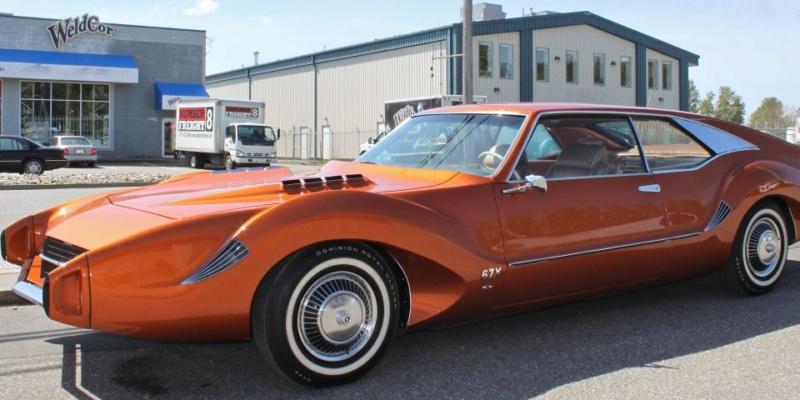 Olds Toronado 1967  Toro310
