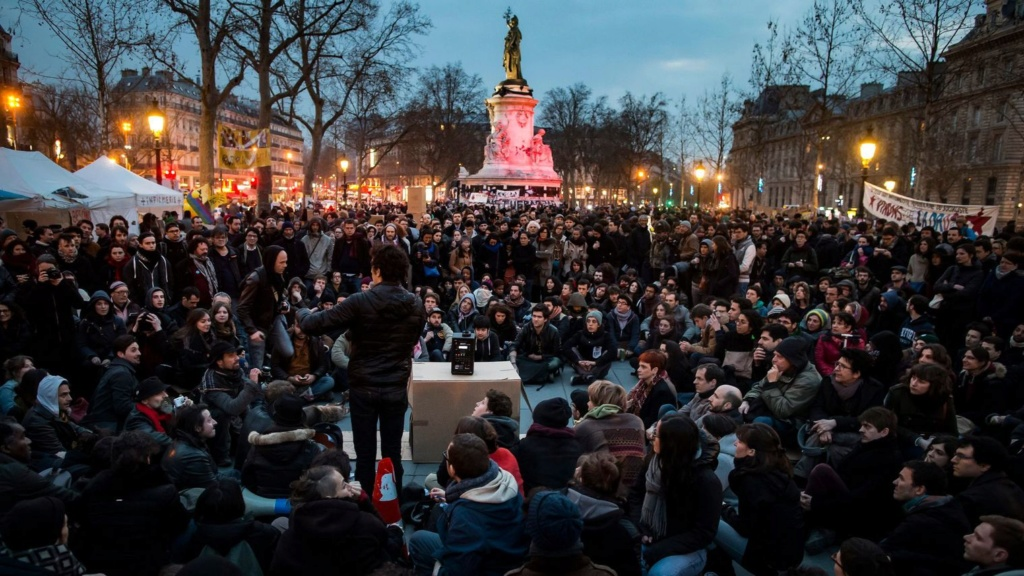 Tag insurrection sur Des Choses à lire Nuit-d10