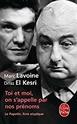 poésie - Marc Lavoine - Driss El Kesri 51vtsq10