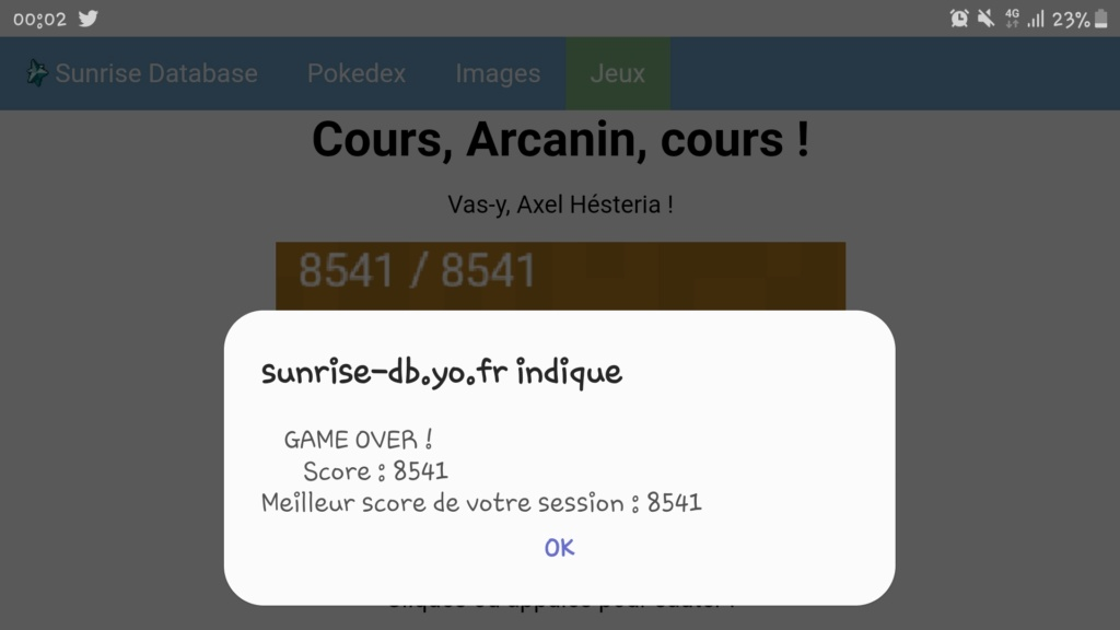 Cours, Arcanin, cours ! Screen10