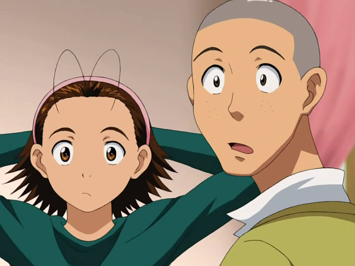 Yakitate!! Japan | DVdrip | Cast/Jap | 50/69| MKV | x264 Vlcsna10