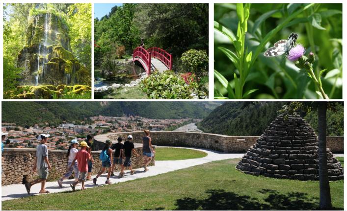 Vacances en France :  L'Unesco géoparc de Haute Provence Cp-mus10