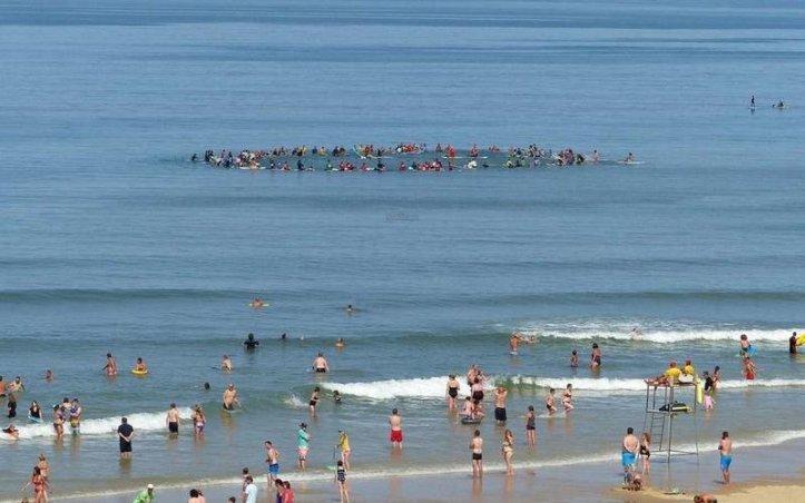 Fête de la mer en Médoc atlantique : rendez-vous le 15 août à Lacanau Fzote_10