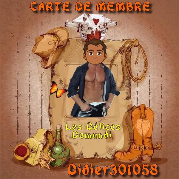 VOTRE CARTE EST PRETE    - Page 16 Didier10
