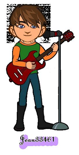 LA FILLE AUX BAS NYLON - JULIEN CLERC Guitar12