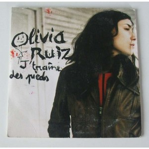 J'TRAINE DES PIEDS - OLIVIA RUIZ J_trai10