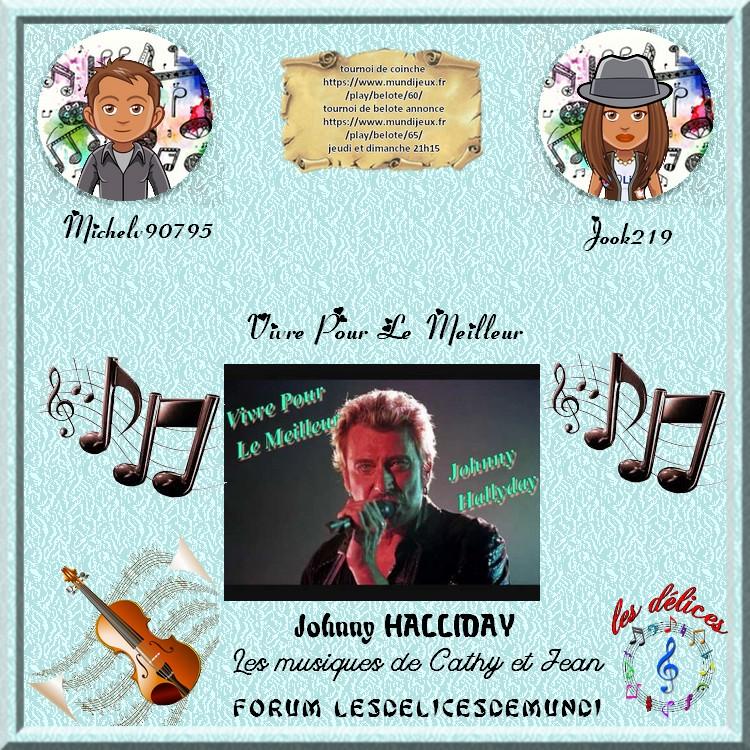 VIVRE POUR LE MEILLEUR - JOHNNY HALLIDAY Jook2119