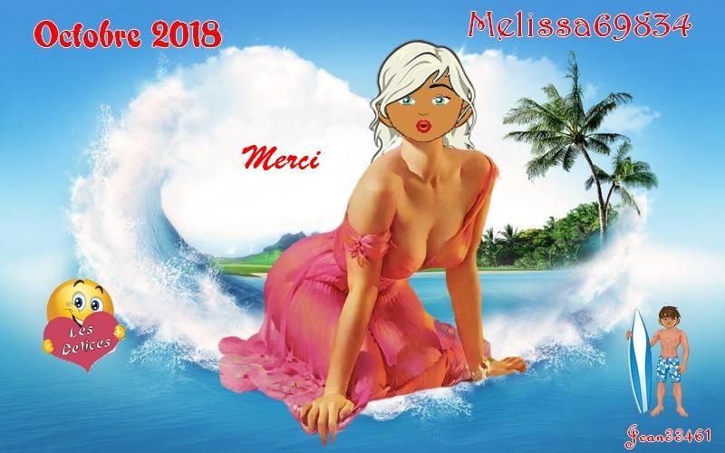 TROPHEES DONATEURS DU MOIS D'OCTOBRE 2018 - Page 2 Meliss13