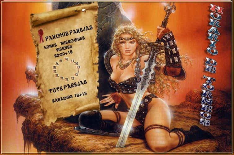 Foro gratis : Mundi Guerreras Horari11