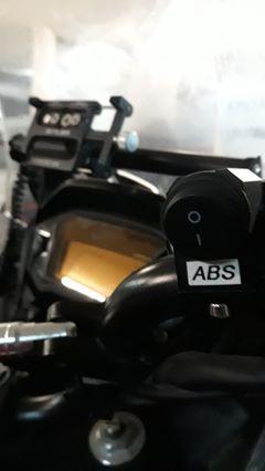 ABS desconectable cb500x 2019  89979510