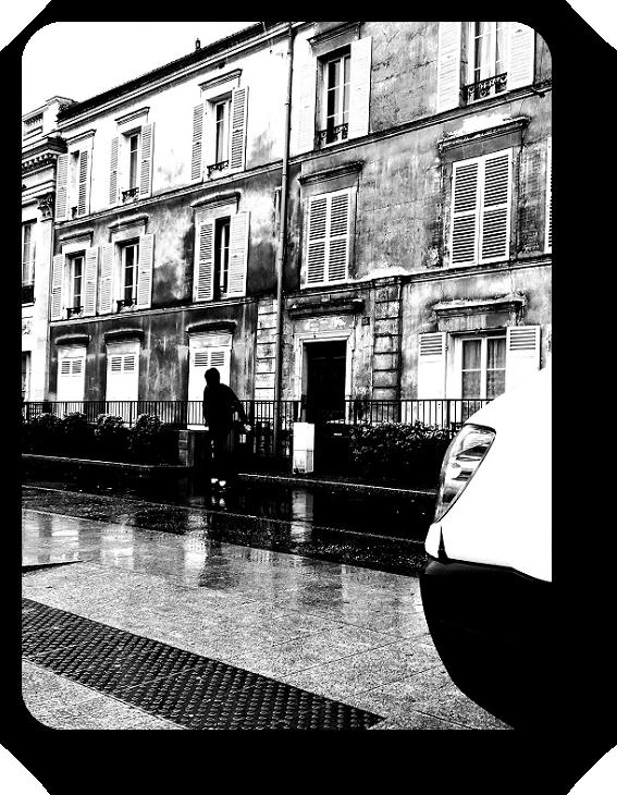Очарование Франции в черно-белом облачении 10_1014
