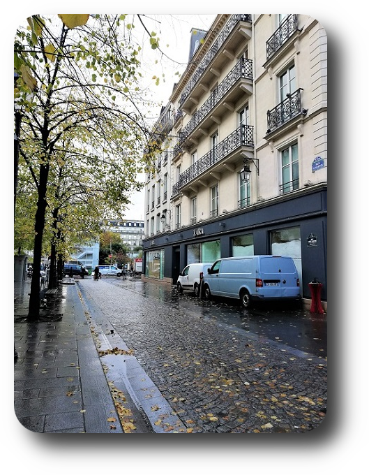 Шарм и очарование Парижа 10_1018