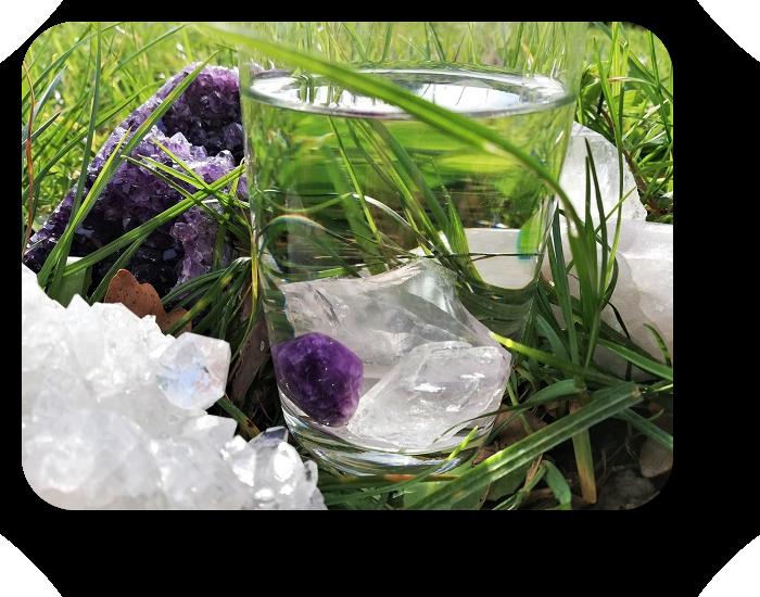 Приглашение на семинар «Мир камней. Каменная вода и минеральные эликсиры» 13