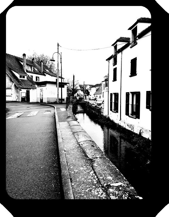 Очарование Франции в черно-белом облачении 21_2116