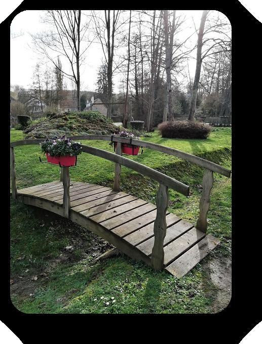Парки и цветочные композиции французских городов 21_2119