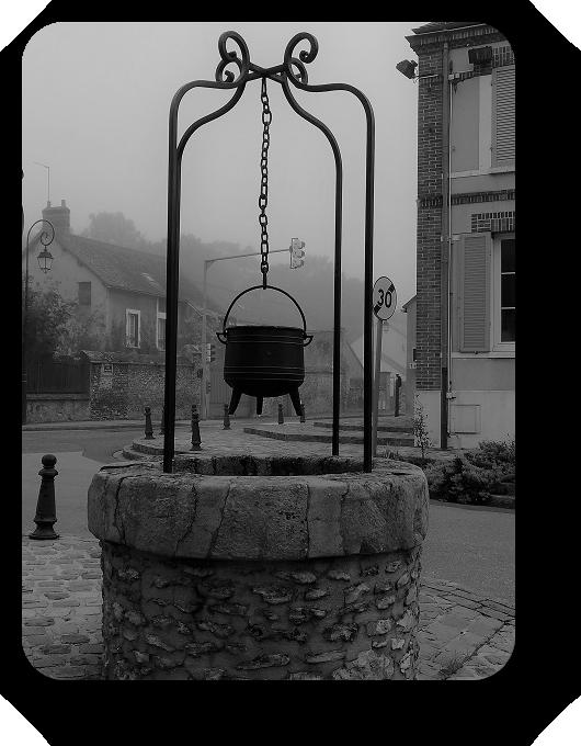 Очарование Франции в черно-белом облачении 2_215
