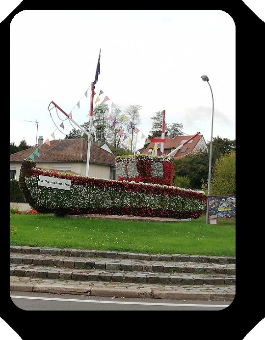 Парки и цветочные композиции французских городов 2_222