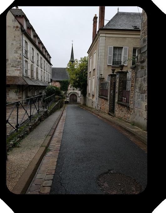 По улицам французских городов 30_3012