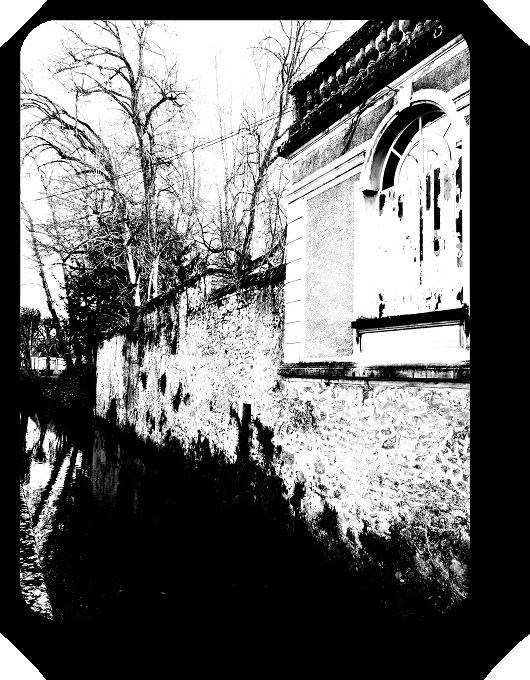 Очарование Франции в черно-белом облачении 30_3014