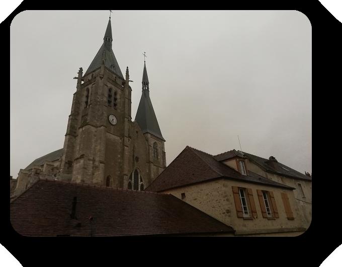 По улицам французских городов 33_3313