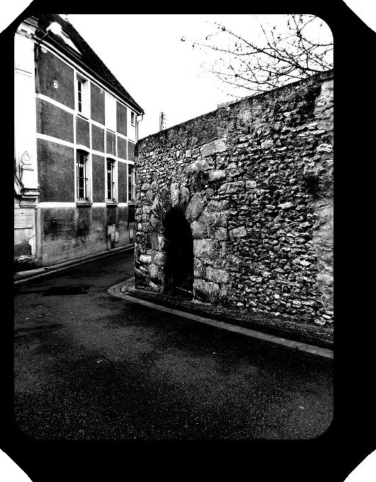 Очарование Франции в черно-белом облачении 42_4213