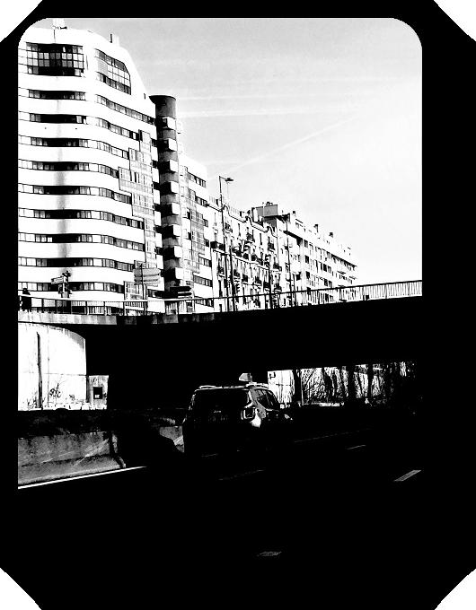 Очарование Франции в черно-белом облачении 49_4915
