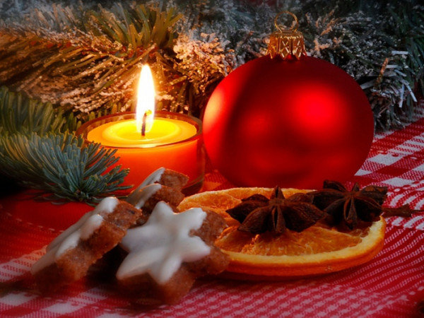 Новогодние ритуалы 5404510
