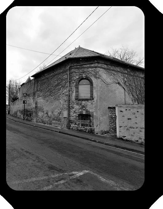 Очарование Франции в черно-белом облачении 56_5613