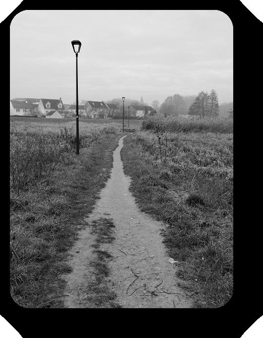 Очарование Франции в черно-белом облачении 67_6714