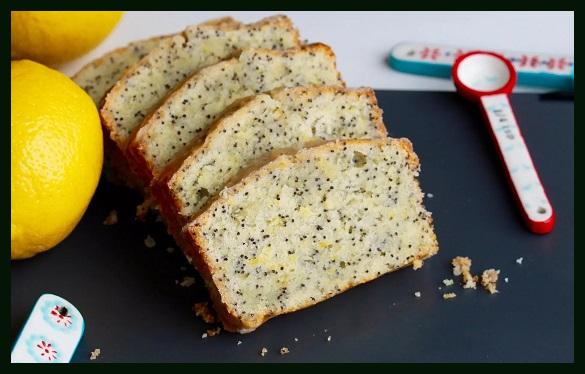 Лимонный хлеб с сюрпризом. Блюдо Остары Photoe14