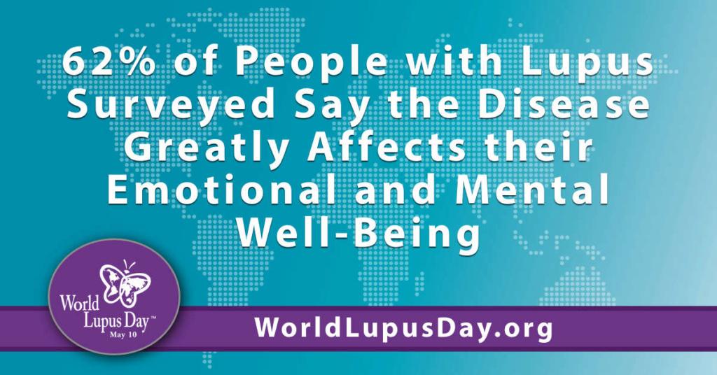 Journée mondiale le 10 mai du lupus, une des 1ères causes de mortalité des femmes jeunes 14271510
