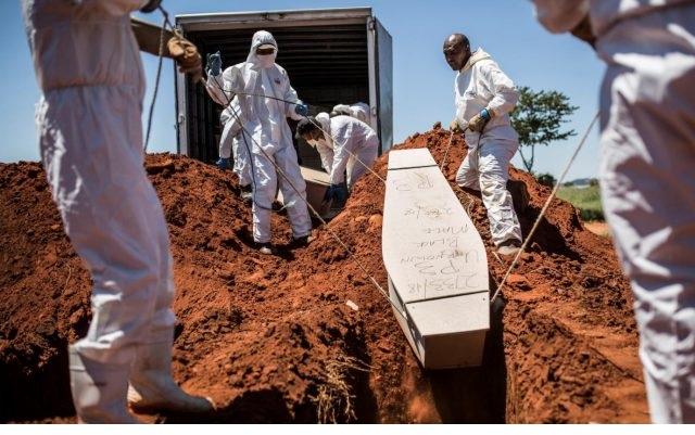La surmortalité le seul critère déterminant de la  mortalité due au Covid-19 Afriqu10