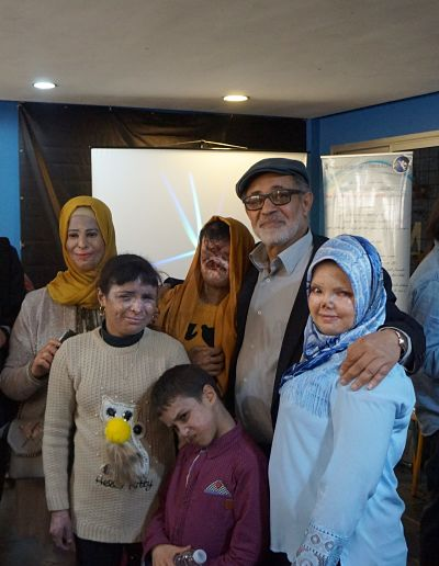 Les enfants de la lune à l'honneur à Casablanca Enfant11