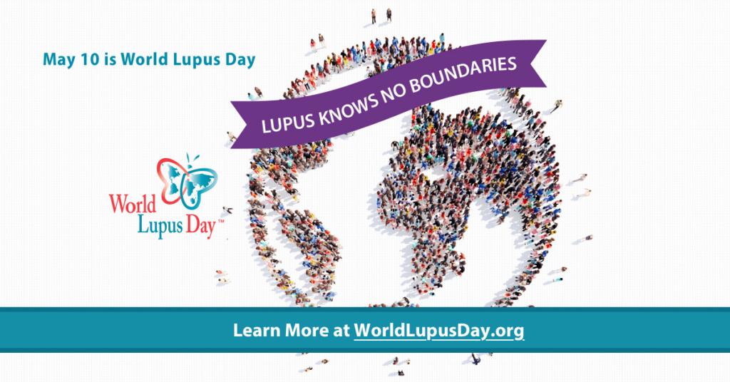 Journée mondiale le 10 mai du lupus, une des 1ères causes de mortalité des femmes jeunes Wld_sh10