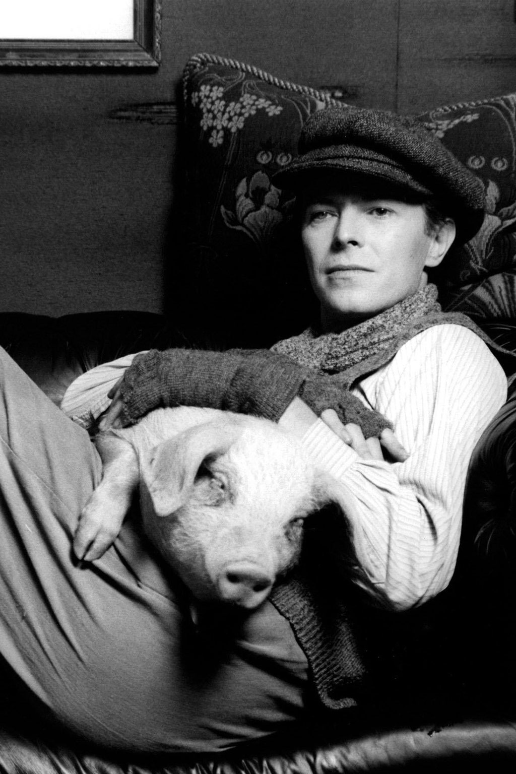 ★ DAVID BOWIE - Discografía confitada ★ Diamond dogs (1974). El Gran Hermano nos escucha. - Página 14 With_p10