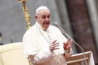 Paavilla on asiaa Zz13-310